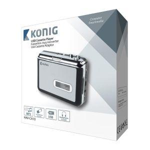Obrázok pre výrobcu Konig Konvertor z kaziet na MP3