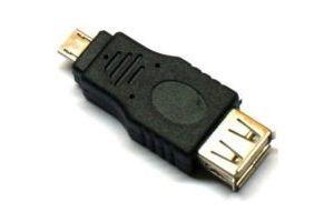 Obrázok pre výrobcu Redukcia Micro USB Male na USB A Female OTG