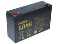 Obrázok pre výrobcu Long 6V 12Ah olověný akumulátor F1