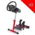 Obrázok pre výrobcu Wheel Stand Pro, stojan na volant a pedály pro Thrustmaster SPIDER, T80/T100,T150,F458/F430, červený