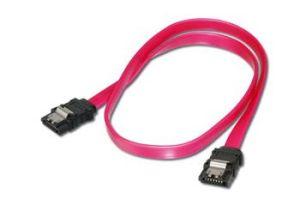 Obrázok pre výrobcu Digitus SATA  II/III připojovací kabel, UL 21149, 0,3m kovová západka