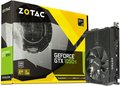 Obrázok pre výrobcu ZOTAC GeForce GTX 1050 Ti Mini 128bit 4GB GDDR5 DVI-D, HDMI, Display Port 1.4