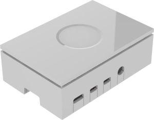 Obrázok pre výrobcu RASPBERRY Pi 4 Case plastic white