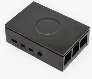 Obrázok pre výrobcu RASPBERRY Pi 4 Case plastic black
