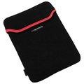 """Obrázok pre výrobcu Esperanza ET173R Puzdro pre tablet 10.1"""" (16:9), 3mm neoprén, čierno-červené"""