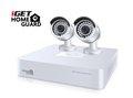 Obrázok pre výrobcu iGET HGDVK47702 -CCTV 4CH DVR + 2xFHD kamera 1080p