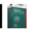Obrázok pre výrobcu Kaspersky Internet Security MD 2017 /  3 zařízení na 1 rok + 3 měsíce navíc / NOVÁ Krabice