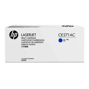 Obrázok pre výrobcu HP 650A - azurový Contract Toner, CE271AC