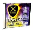 Obrázok pre výrobcu Extreme DVD+R [ slim jewel case 1 | 4.7GB | 16x ] - kartón 200 ks