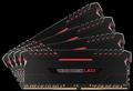 Obrázok pre výrobcu Corsair Vengeance LED 4x8GB DDR4 2666MHz C16 - Red LED