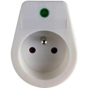 Obrázok pre výrobcu Solight prepäťová ochrana do zásuvky, 236J, 1 zásuvka, kontrolka