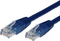Obrázok pre výrobcu TB Touch Patch kabel, UTP, RJ45, cat5e, 0,5m, modrý