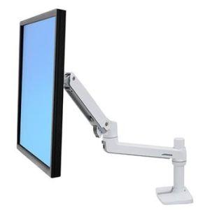 """Obrázok pre výrobcu ERGOTRON LX Desk Mount LCD Monitor Arm , stolní rameno až pro 32"""" obr. bílé"""