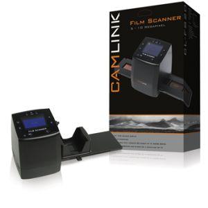 Obrázok pre výrobcu Camlink FS20 - Filmový skener negativů/diapozitivů, SD/SDHC karty, LCD displej