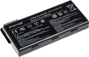 Obrázok pre výrobcu Batérie Green Cell BTY-L74 BTY-L75 pre MSI CR500 CR600 CR610 CR620 CR630 CR700 C