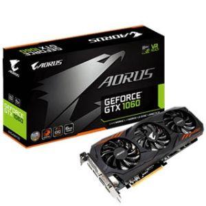 Obrázok pre výrobcu Gigabyte GeForce GTX 1060 6G 9Gbps, DP/DVI/HDMI, AORUS