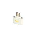 Obrázok pre výrobcu WE Adaptér OTG USB 2.0 Micro USB M - USB F White
