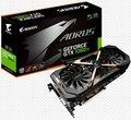 Obrázok pre výrobcu Gigabyte GeForce GTX 1080 Ti Aorus, 11GB GDDR5X, DP/DVI/HDMI