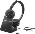 Obrázok pre výrobcu Jabra Evolve 75, Duo, USB-BT, MS, stojánek