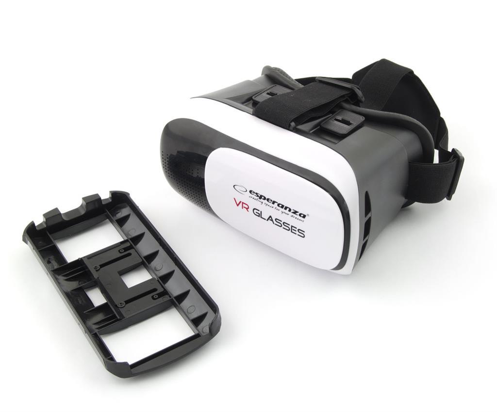 0279304fb Esperanza EMV300 3D VR okuliare pre smartphone 3.5