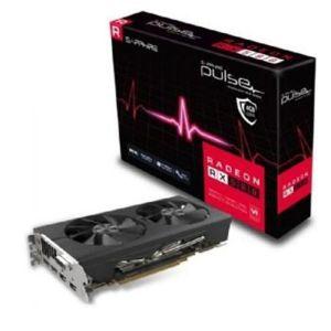 Obrázok pre výrobcu VGA SAPPHIRE PULSE RADEON RX 580 4G GDDR5 DUAL HDMI / DVI-D / DUAL DP OC W/BP (UEFI)