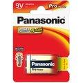 Obrázok pre výrobcu Panasonic Pro Power Alkaline batéria 6LR61/9V, 1 ks, Blister