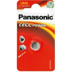 Obrázok pre výrobcu Panasonic Cell Power Alkaline gombíková batéria LR44/A76, 1ks, Blister
