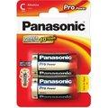 Obrázok pre výrobcu Panasonic Pro Power Alkaline batérie LR14/C, 2 ks, Blister
