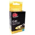 Obrázok pre výrobcu UPrint kompatibil ink s CLI8C, cyan, 14ml, C-8C, pre Canon iP4200, iP5200, iP5200R, MP500, MP800, s čipom