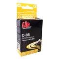 Obrázok pre výrobcu UPrint kompatibil ink s BCI3eBK, black, 28ml, C-3B, pre Canon BCI3eBK - pro BJC6000, 6100, 6200, S400, 450