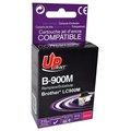 Obrázok pre výrobcu UPrint kompatibil ink s LC-900M, magenta, 13,5ml, B-900M, pre Brother DCP-110C, MFC-210C, 410C, 1840C, 3240C, 5440CN