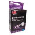 Obrázok pre výrobcu UPrint kompatibil ink s LC-980C, cyan, 12ml, B-980C, pre Brother DCP-145C, 165C