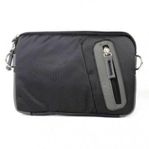 """Obrázok pre výrobcu Taška na tablet 7"""", Fashionable, čierna z polyesteru, Logo"""