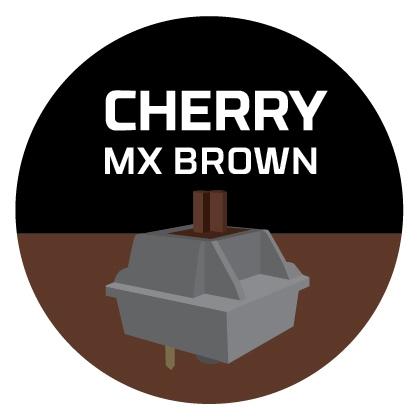 hyperx alloy fps mechanická herná klávesnica mx brown na key focus