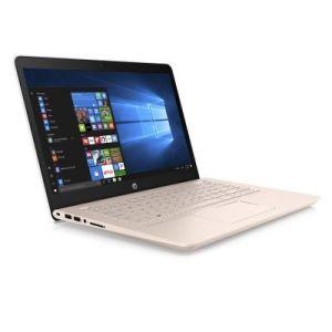 Obrázok pre výrobcu HP Pavilion 14-bk011nc, Pentium 4415U, 14.0 HD/SVA AG, INTEL HD, 4GB, 128GB M2SSD, W10, Pale rose gold