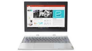 "Obrázok pre výrobcu Lenovo IP TABLET MIIX 320-10 Z8350 1.92GHz 10.1"" FHD IPS Touch 4GB 128GB WL BT CAM W10 strieborny"