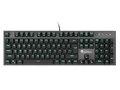 Obrázok pre výrobcu Mechanická klávesnice Genesis Thor 300, US layout, zelené podsvícení, Outemu Blue switch