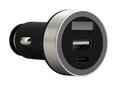 Obrázok pre výrobcu FSP/Fortron Micro CLA USB autonabíječka Shining VD16, 3.1 A, USB*1 & Type-C*1 (pro osobní i náklad.)