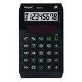 Obrázok pre výrobcu Kalkulačka Rebell, Eco 10, čierna, vrecková, osemmiestna