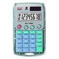 Obrázok pre výrobcu Kalkulačka Rebell, RE-STARLET BX, transparentná, vrecková, osemmiestna