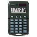Obrázok pre výrobcu Kalkulačka Rebell, RE-STARLETS BX, šedá, vrecková, osemmiestna