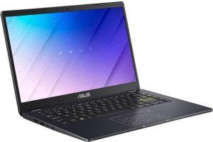 "Obrázok pre výrobcu ASUS E410MA-EK005T Celeron N4020 14.0"" FHD matny UMA 4GB 128GB WL Cam Win10S Peacock Blue; NumberPad"