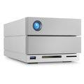 Obrázok pre výrobcu Externý disk LaCie 2big Dock Thunderbolt™ 3 , 8Tb ,THUNDERBOLT 3 + USB 3.1