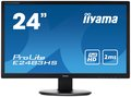 """Obrázok pre výrobcu 24"""" LCD iiyama E2483HS-B3 - 1ms, 250cd/m2, 1000:1 (12M:1 ACR), FullHD, VGA, HDMI, DisplayPort, repro"""