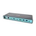 Obrázok pre výrobcu i-tec USB 3.0 / USB-C 5K Univerzální dual dokovací stanice
