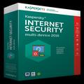 Obrázok pre výrobcu Kaspersky Internet Security MD 2016/2018 1+1 zařízení /1 rok NOVÁ licence CZ Krabice