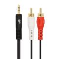 Obrázok pre výrobcu TB Touch Cable 3,5mm Mini Jack -2x RCA M/M 1,5m