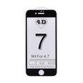 Obrázok pre výrobcu 4D tvrzené sklo Apple iPhone 7 Black (FULL GLUE)