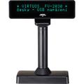 Obrázok pre výrobcu VFD zák.displej FV-2030B 2x20, 9mm,USB, černý