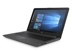 "Obrázok pre výrobcu HP 250 G6, Celeron N3060, 15.6"" HD, 4GB, 128GB, DVDRW, ac, BT, W10"